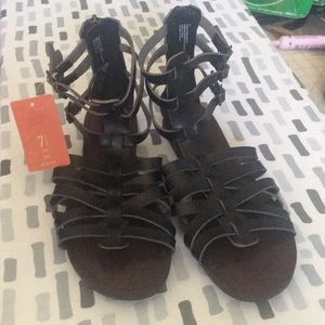 MOSSIMO SUPPLY CO  Gladiator Sandals